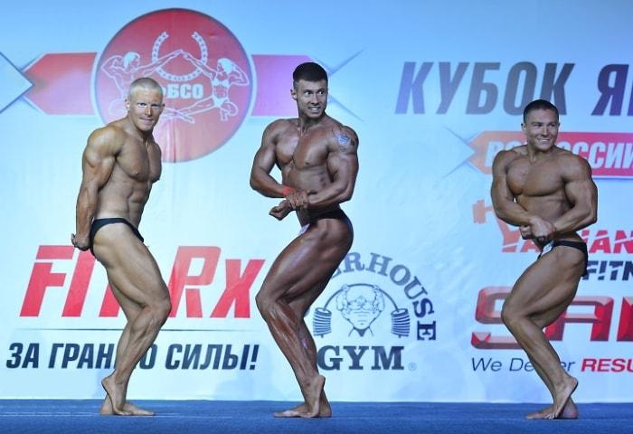 Бодибилдинг Екатеринбург 2016