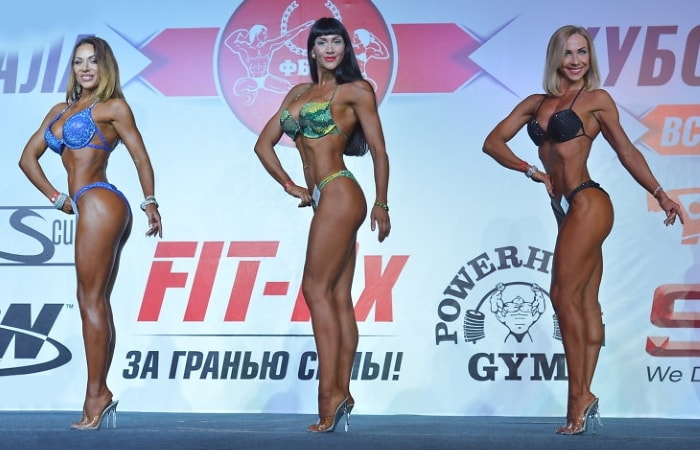 Фитнес-бикини 2016 Екатеринбург
