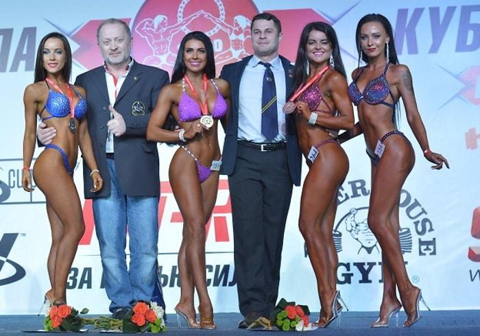 Фитнес Кубок Яшанькина Екатеринбург 2016