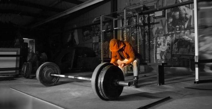 Мышцы перестали расти. Застой в тренировках