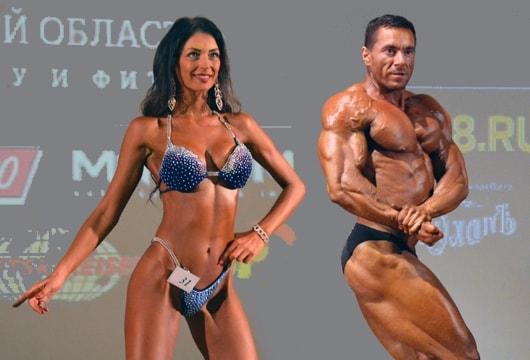 Чемпионат Липецкой области по бодибилдингу и фитнес-бикини 2016